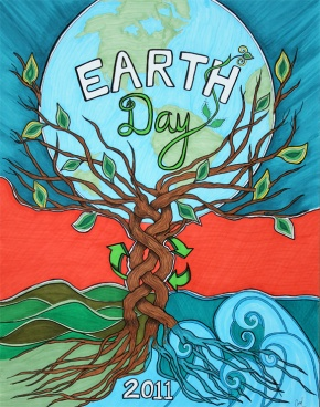 Poster for Earth Day 2011